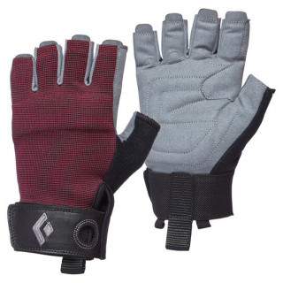 Dámské rukavice Black Diamond W'S Crag Half-Finger Gloves