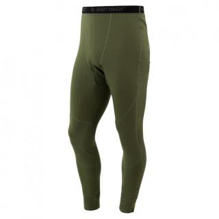 Pánské spodky Sensor Double Face Merino Wool zelená