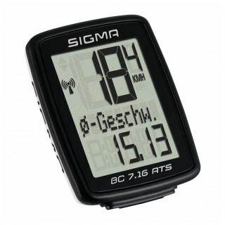Počítač Sigma BC 7.16 ATS bezdrátový