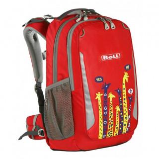 Dětský batoh Boll School Mate 18 červená