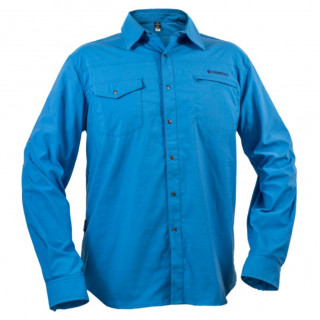 Košile Warmpeace Moody modrá