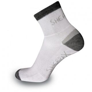 Ponožky Sherpax Olympus-bílá