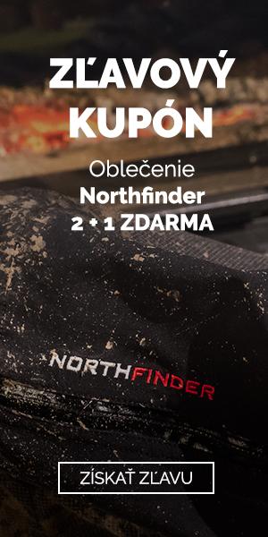 EXTRA Z'LAVA 2+1 na oblečenie Northfinder