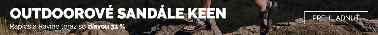 Outdoorové sandále Keen