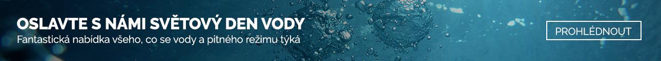 Newsletter - Světový den vody