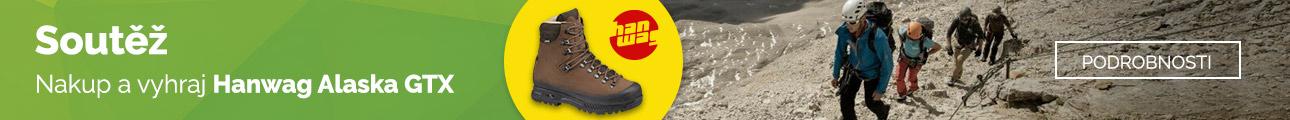 Soutěž o boty Hanwag