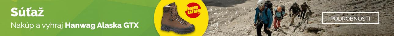 Súťaž o topánky Hanwag