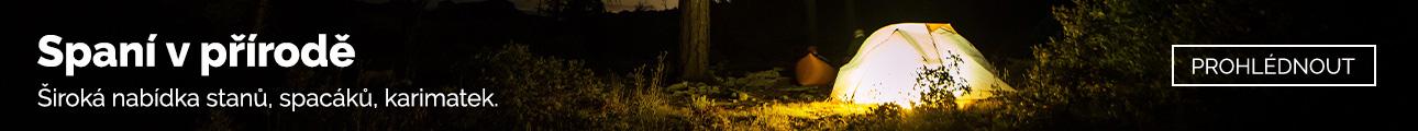 Newsletter - Spaní v přírodě
