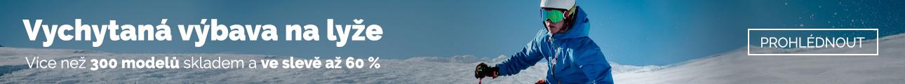 Newsletter - Vybavení na lyže