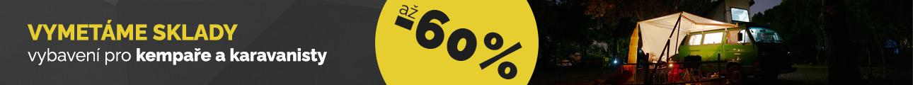 Newsletter - Totální výprodej 60%