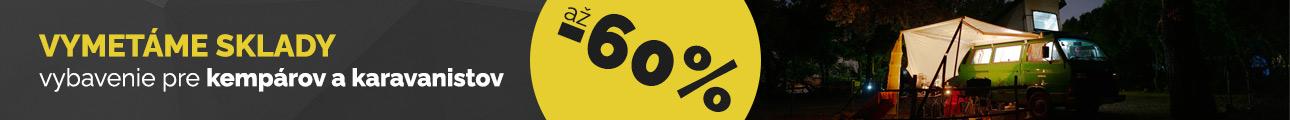 Newsletter - Totálny výpredaj 60%