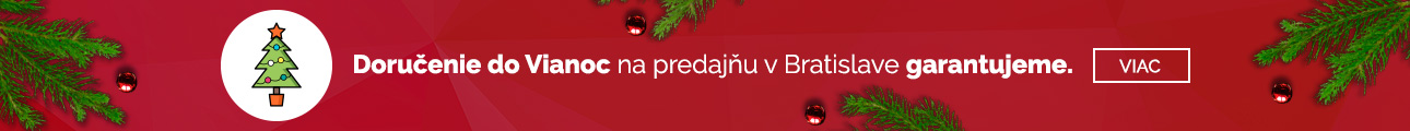 Doručení do vánoc - plošné
