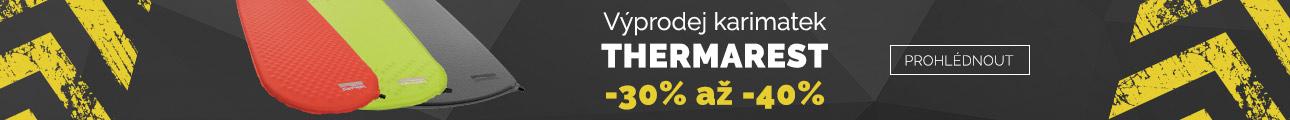 Thermarest - výprodej