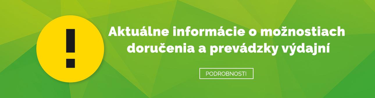 Koronavirus - aktuálne informácie