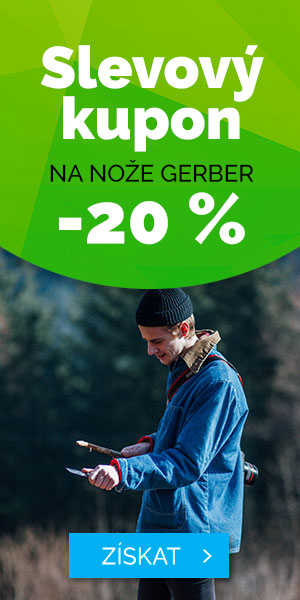 Slevový kupón -20% na značku Gerber
