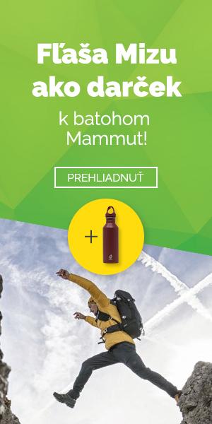 Batohy Mammut + dárček