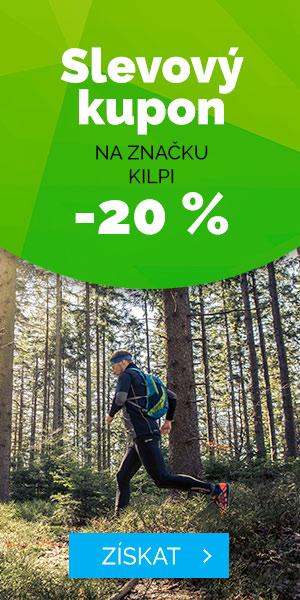 Sleva 20% na Kilpi - léto