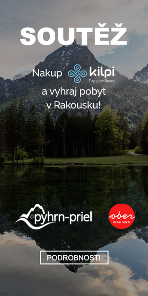 Nakup Kilpi a vyhraj pobyt v Rakousku