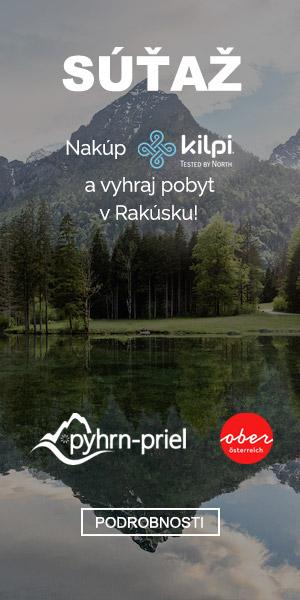 Nakúp Kilpi a vyhraj pobyt v Rakúsku