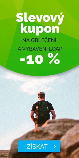 Slevový kupon -10% na LOAP - léto
