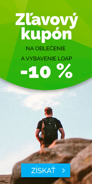 Zľava 20% na Loap - leto