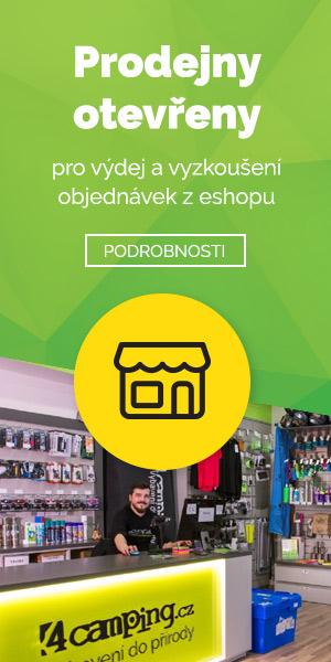 Koronavirus - prodejny otevřeny