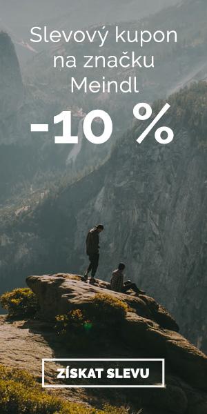 Extra sleva -10% na značku Meindl