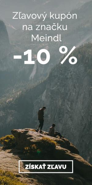 Extra zľava -10% na značku Meindl