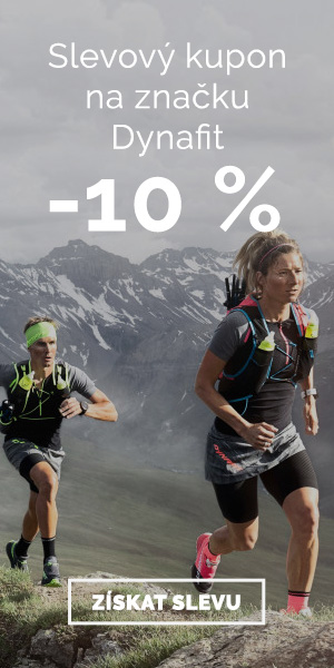 Extra sleva -10% na značku Dynafit