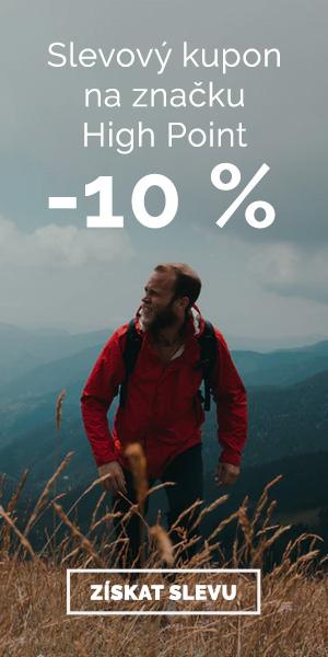 Extra sleva -10% na značku High Point