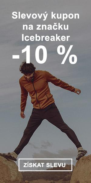 Extra sleva -10 % na značku Icebreaker