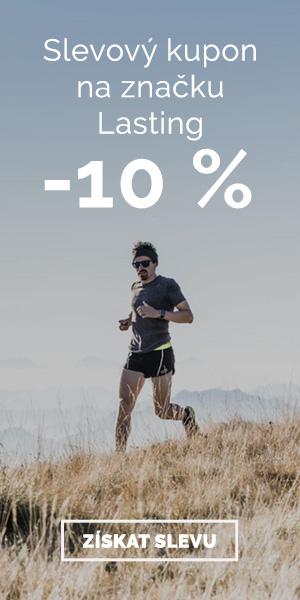 Extra sleva -10% na funkční prádlo Lasting