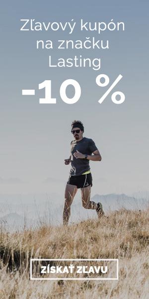 Extra zľava -10% na funkčné prádlo Lasting