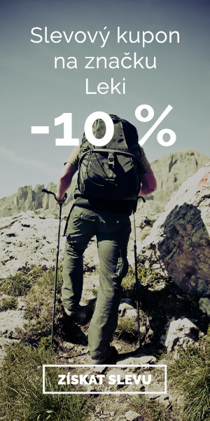 Extra sleva -10% na značku Leki