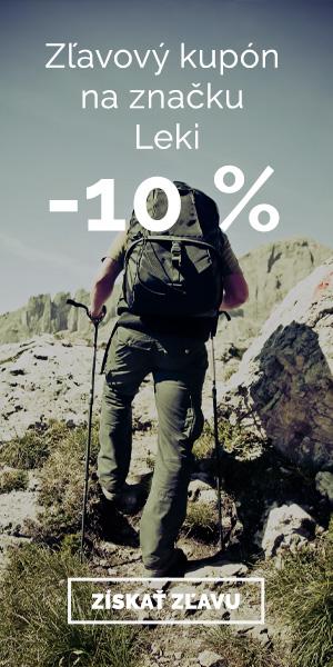 Extra zľava -10% na značku Leki