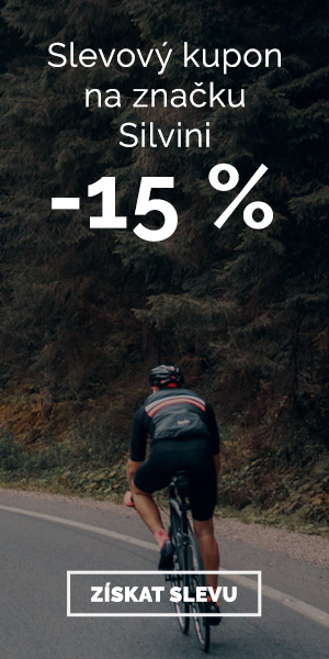 Extra sleva -15% na značku Silvini