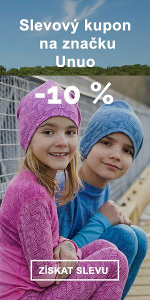 Extra sleva -10 % na značku Unuo