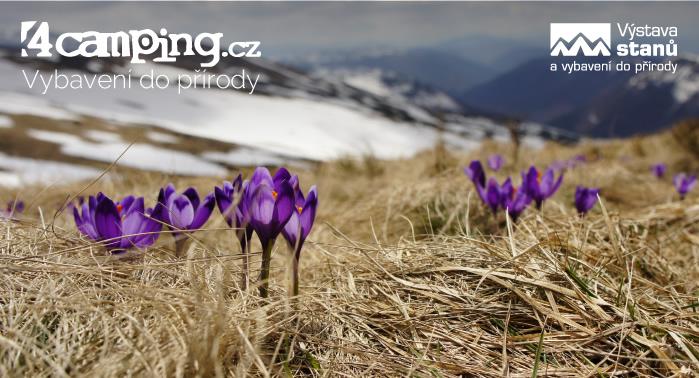 Příroda se probouzí a dny se prodlužují. Začalo jaro. I my ve 4Campingu již cítíme přicházející změny, proto jsme pro vás připravili pestrou nabídku jarního turistického vybavení.