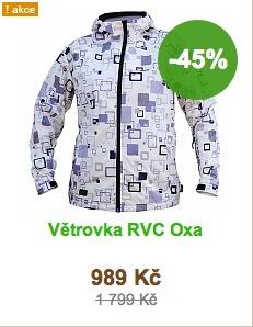 Větrovka RVC Oxa