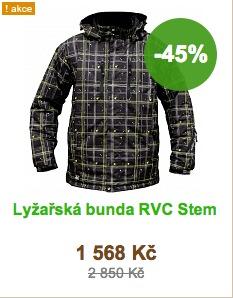 Lyžařská bunda RVC Stem