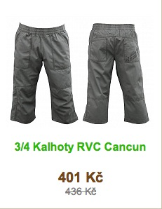 kalhoty cancun