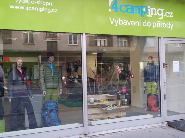 4camping Plzeň Sedláčkova