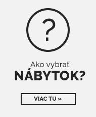 Ako vybrať nábytok