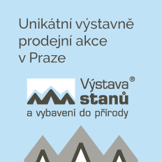 Unikátní výstavně prodejní akce v Praze